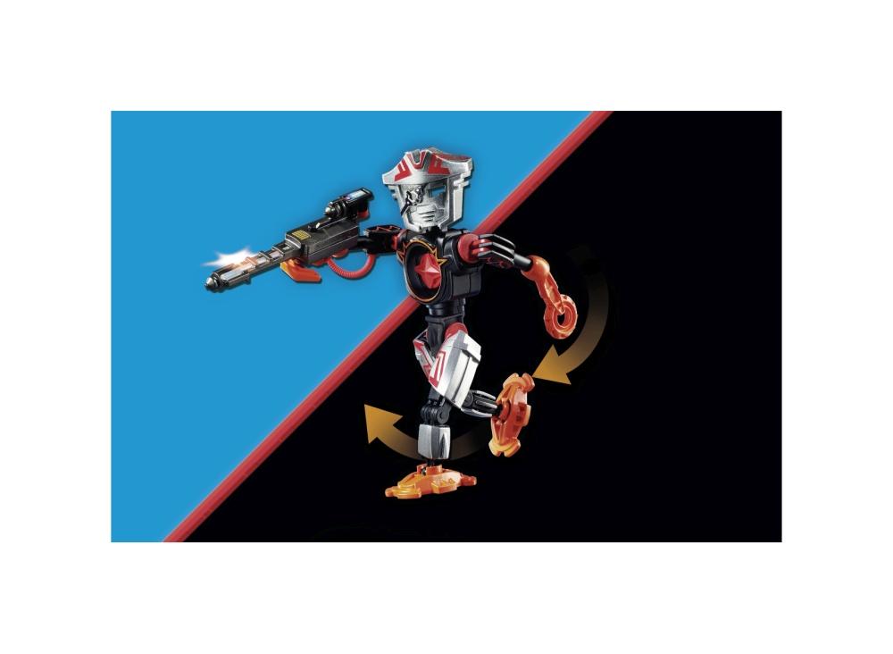 Robotul piratilor galactici playmobil galaxy police - 2