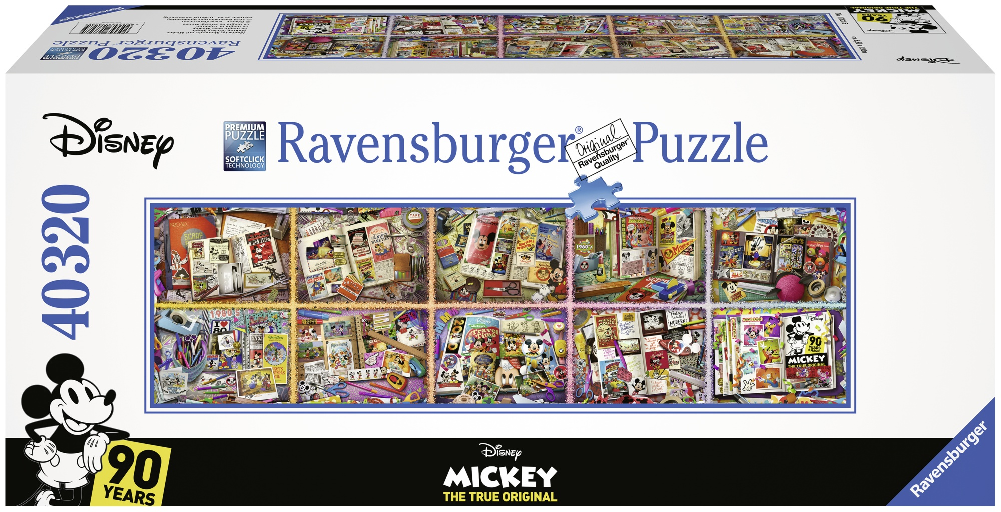 Puzzle adulti aniversar disney 40320 piese ravensburger