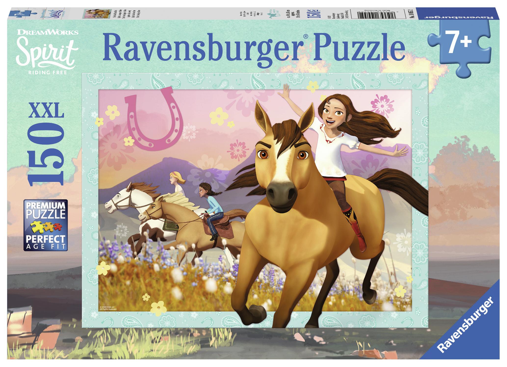 Puzzle spirit 150 piese ravensburger imagine