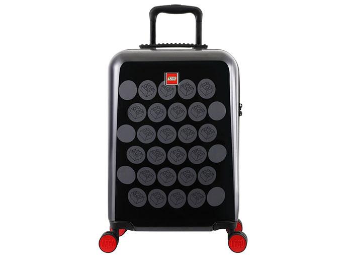 Troller lego colorbox negru si gri