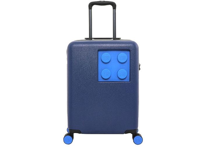 Troller lego urban albastru