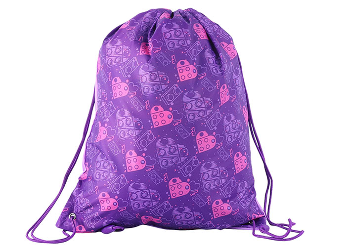 Sac sport lego friends hearts