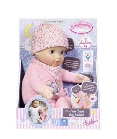 Bebelus baby annabell bataile inimii 30 cm zapf imagine