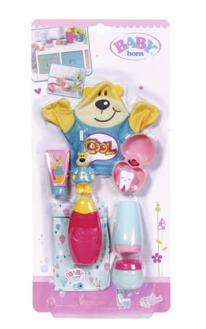 Baby born set accesorii pentru baie zapf imagine