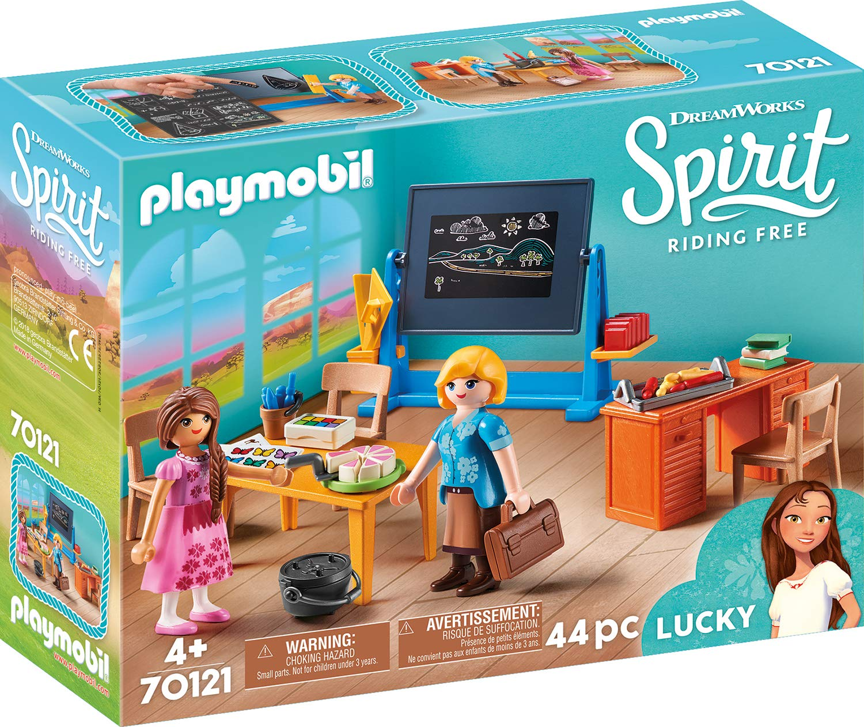 Clasa doamnei flores playmobil spirit