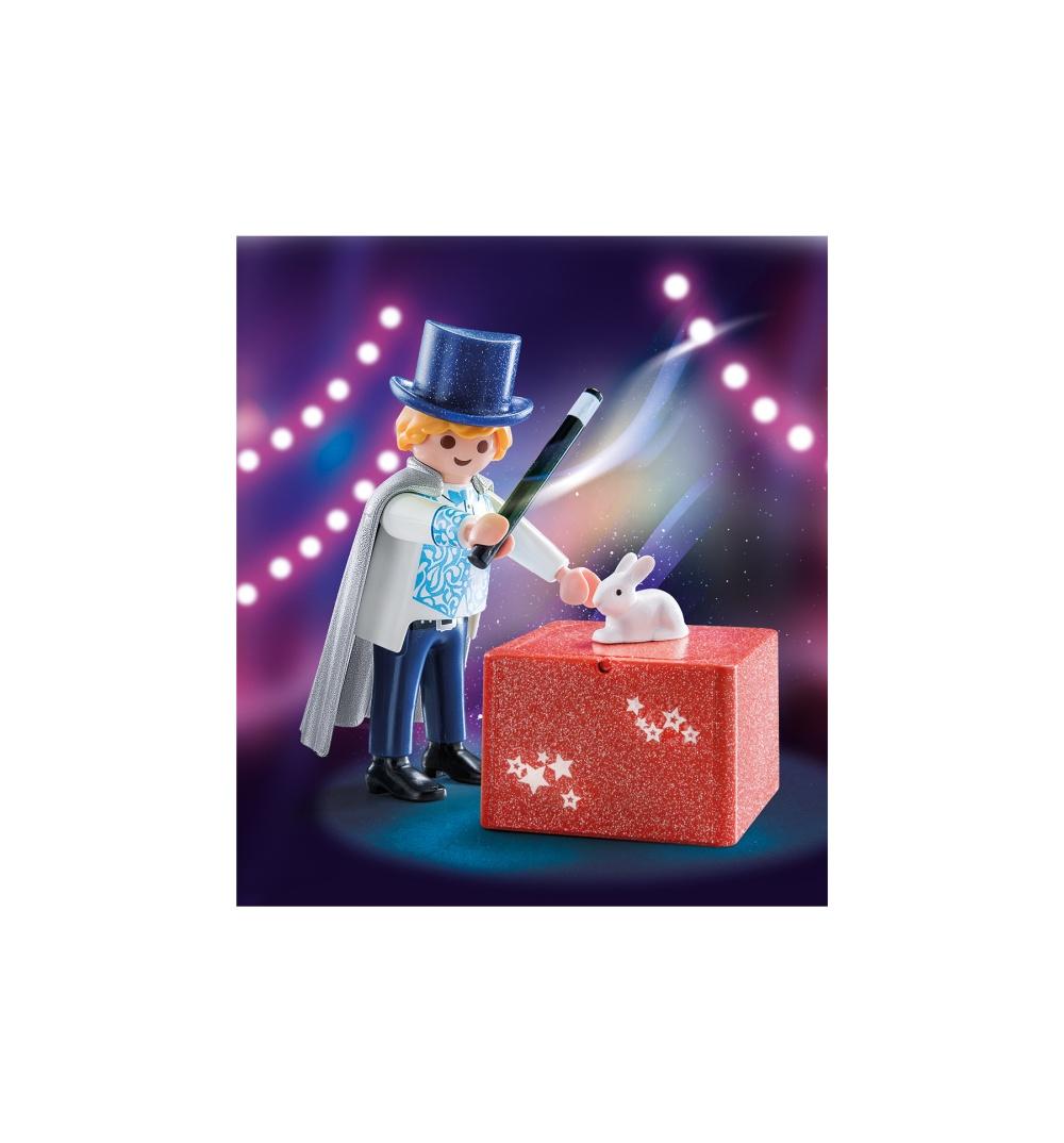 Figurina magician playmobil - 2