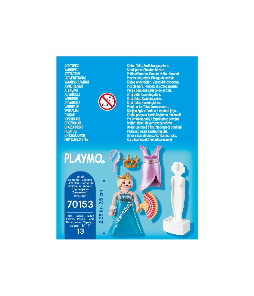 Figurina printesa si manechin playmobil - 1