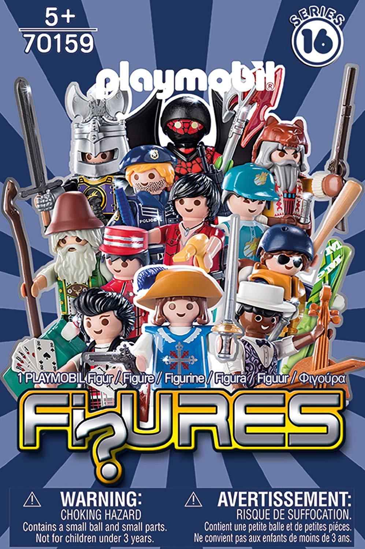 Figurine baieti seria 16 playmobil