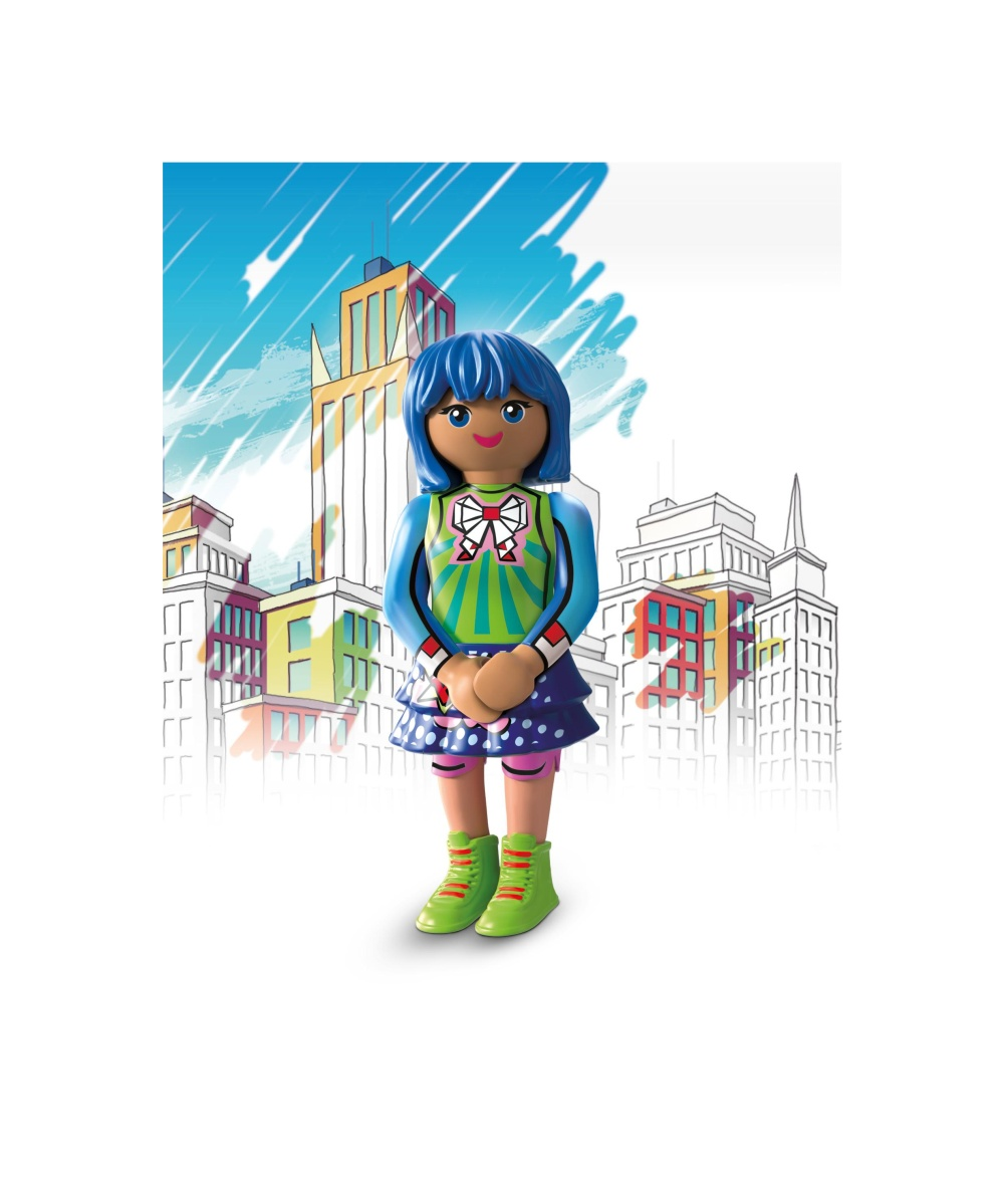 Lumea comica clare playmobil everdreamerz - 1