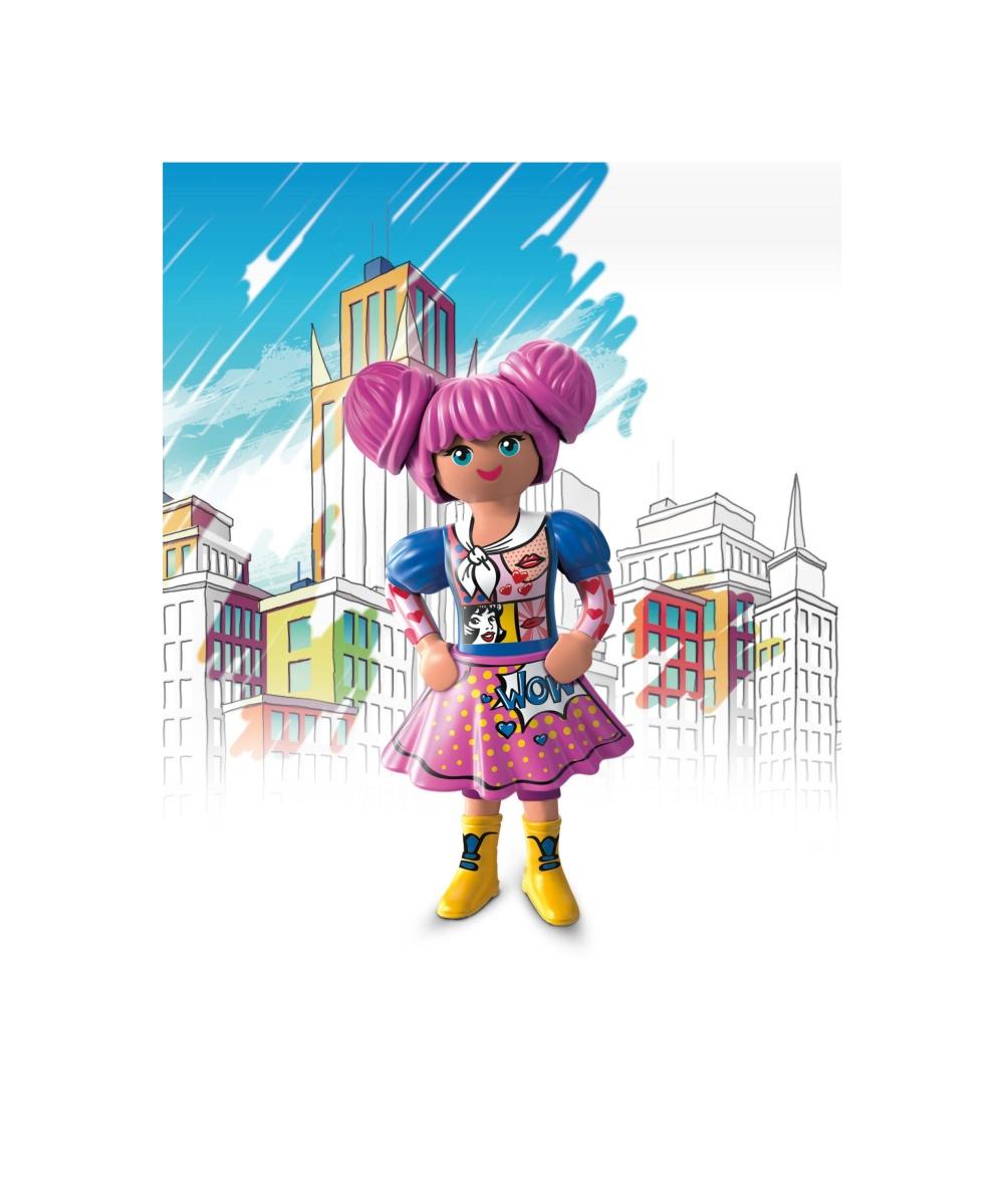 Lumea comica rosalee playmobil everdreamerz - 2