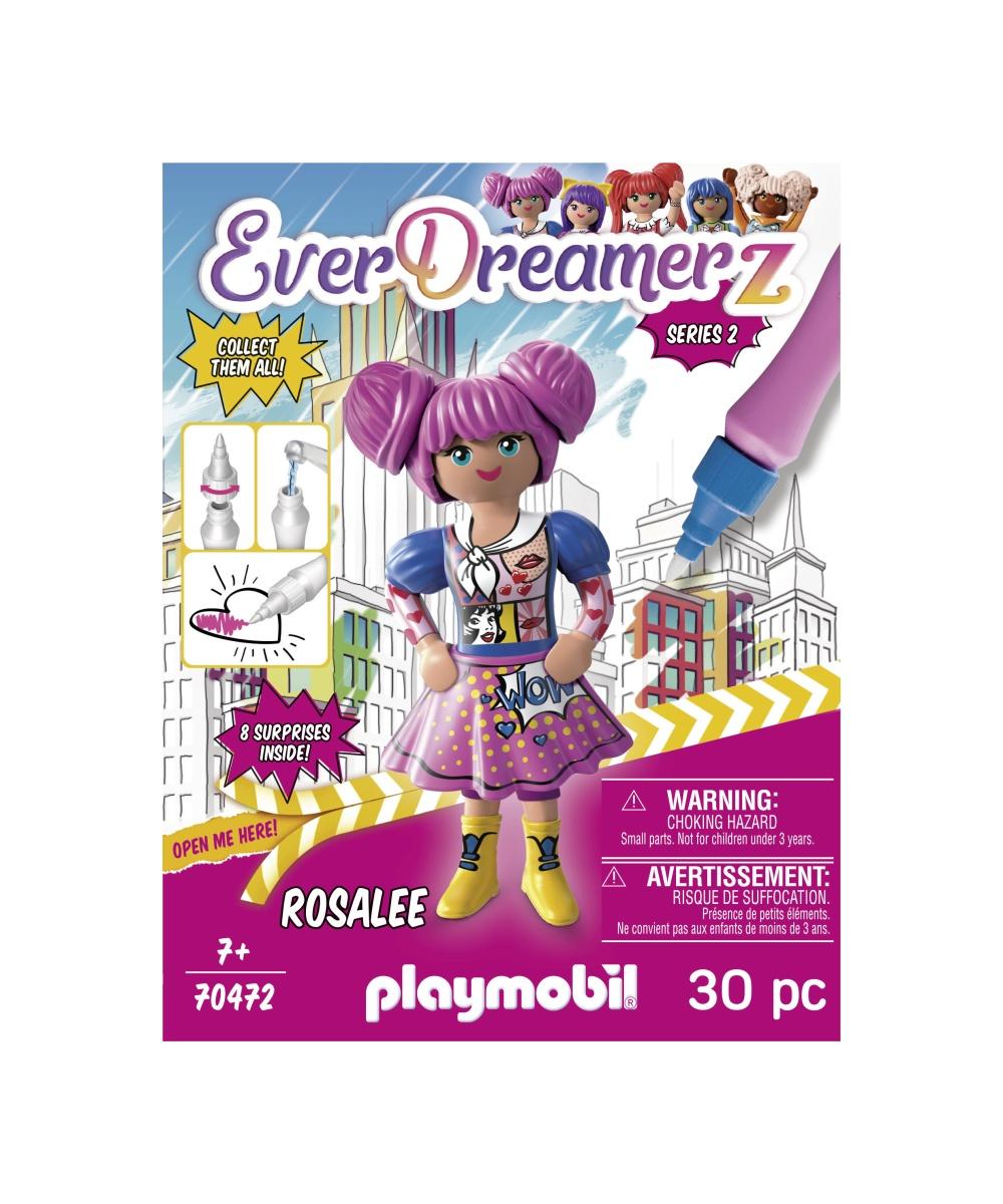 Lumea comica rosalee playmobil everdreamerz - 1