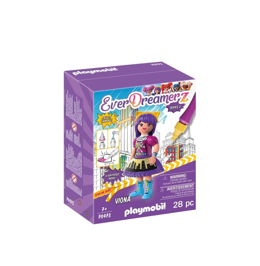 Lumea comica viona playmobil everdreamerz