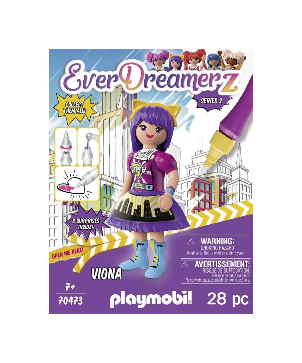 Lumea comica viona playmobil everdreamerz - 1