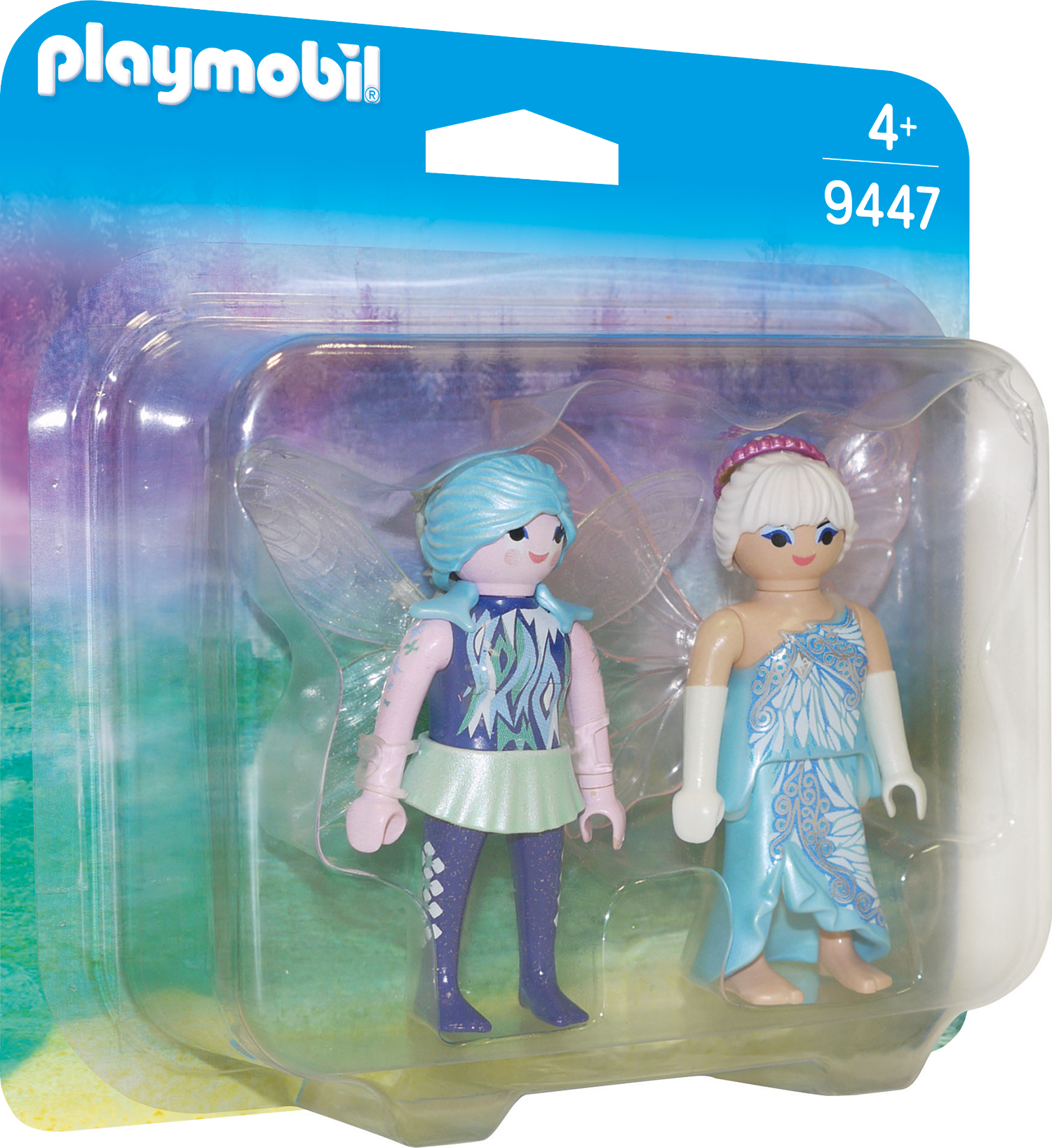 Zanele iernii set 2 figurine playmobil