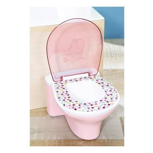 Olita moderna roz joaca bebe baby born imagine