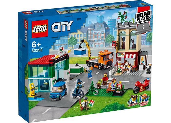 Centrul orasului lego city