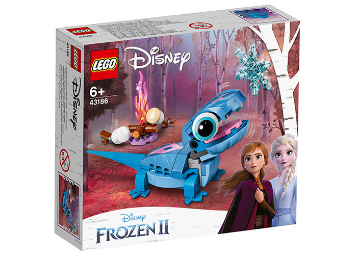 Salamandra bruni lego disney princess
