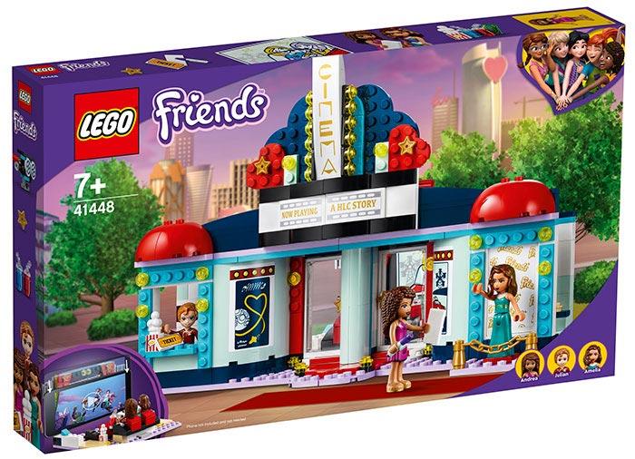 Cinematograful din heartlake lego friends