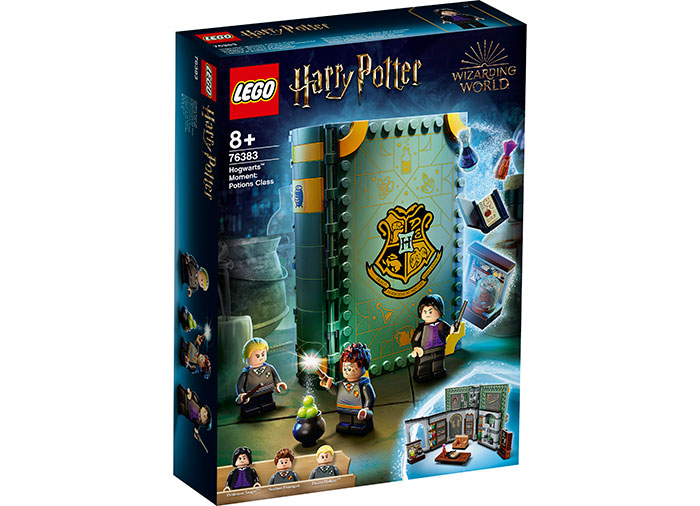 Ora de potiuni lego harry potter