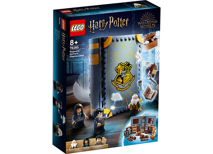 Ora de farmece lego harry potter