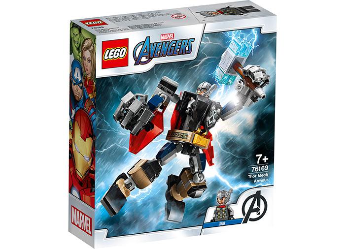 Armura lui thor lego marvel super heroes