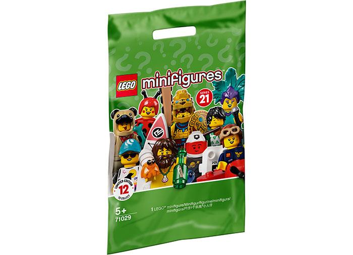 Minifigurina seria 21 lego