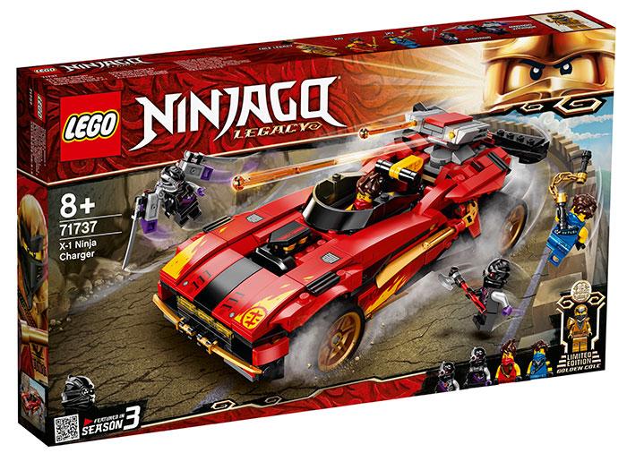 X 1 ninja charger lego ninjago