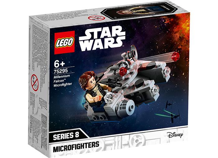 Millennium falcon microfighter lego star wars