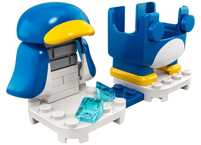 Costum de puteri pinguin lego super mario - 2
