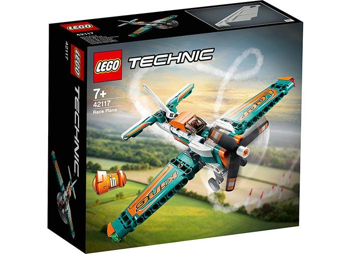 Avion de curse lego technic