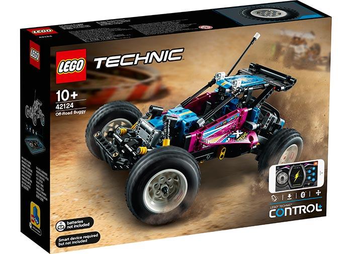 Buggy teleghidat lego technic