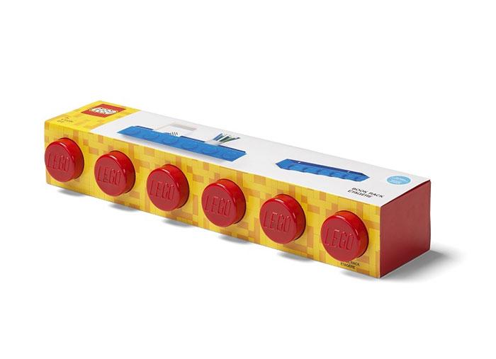 Suport lego pentru carti rosu - 1