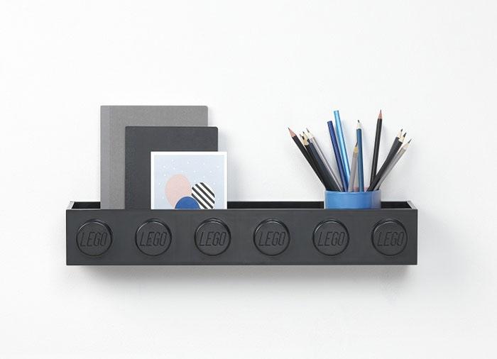 Suport lego pentru carti negru - 2