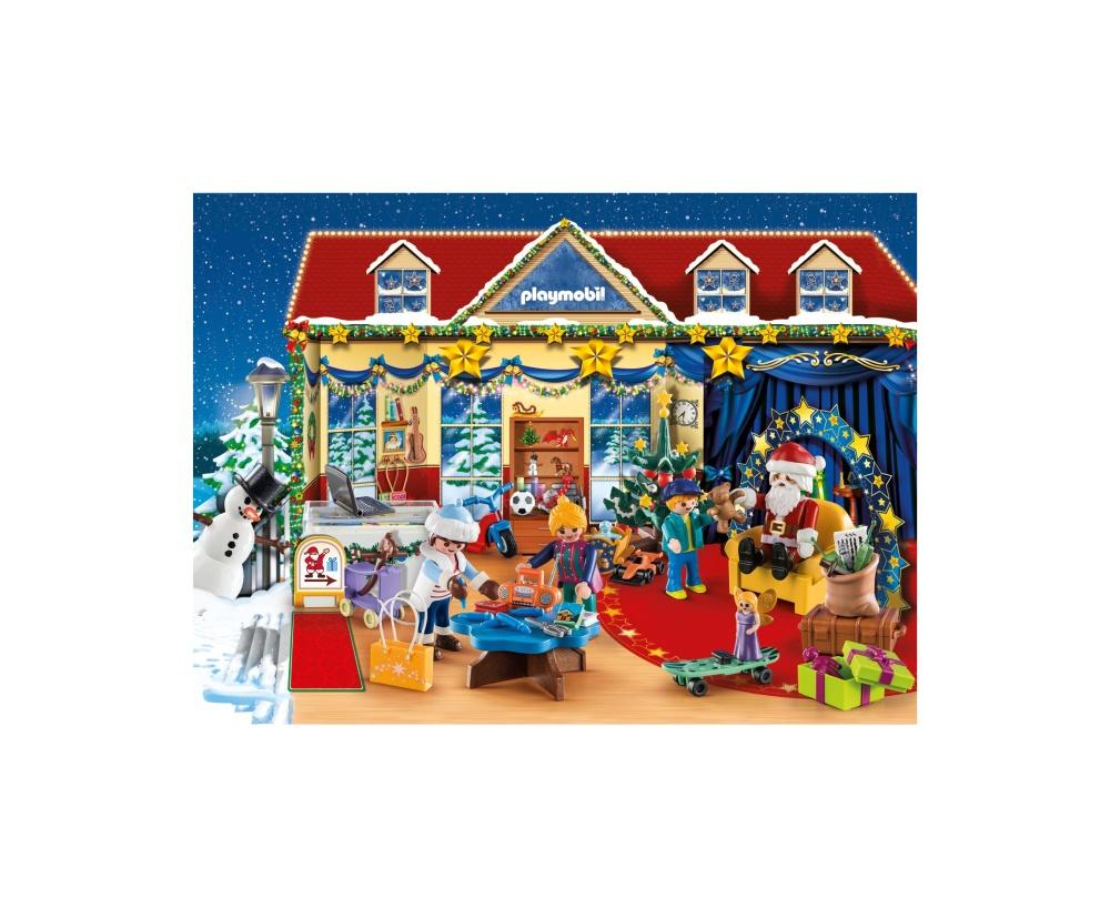 Calendar craciun magazin jucarii playmobil christmas - 1
