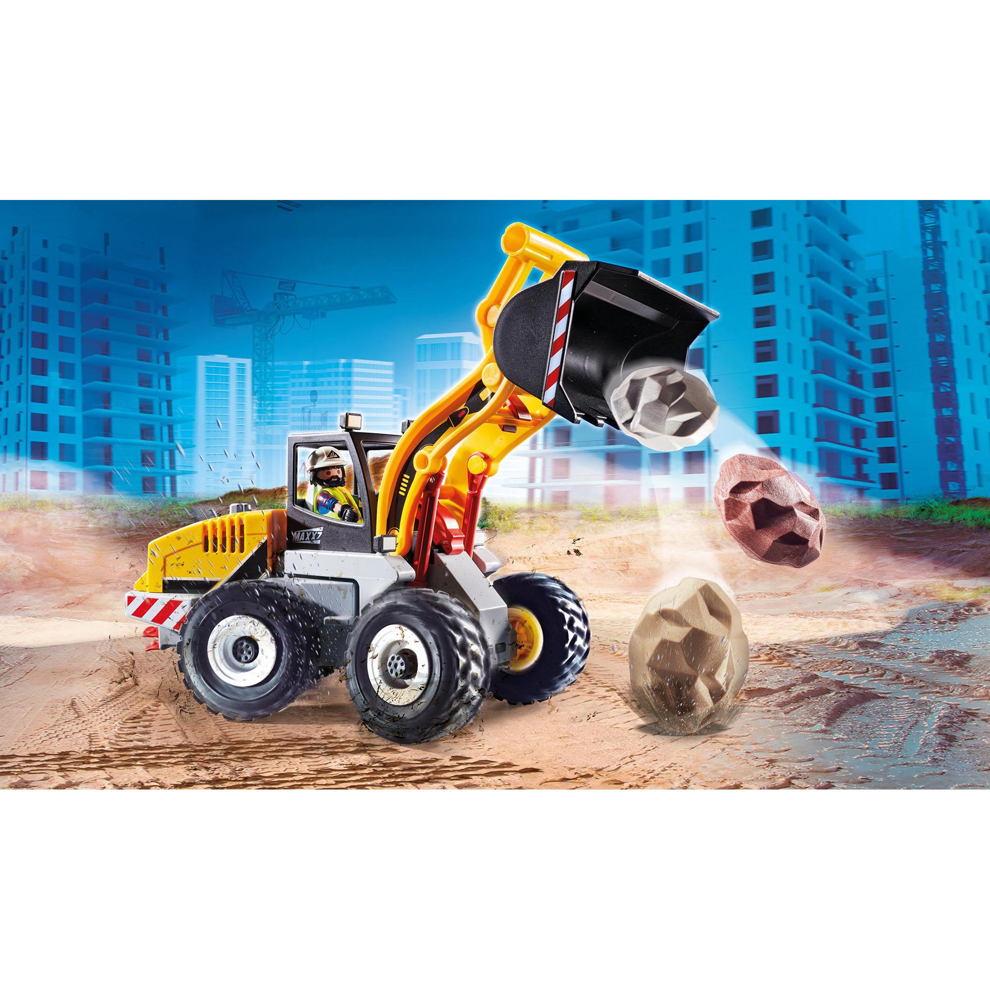 Incarcator frontal playmobil city action - 2