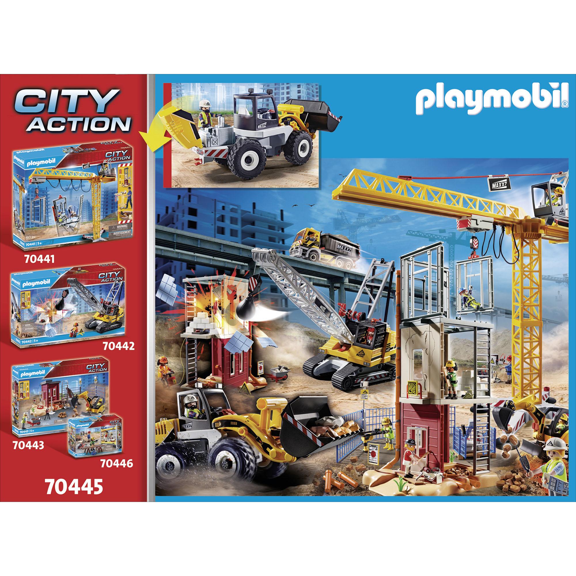 Incarcator frontal playmobil city action - 1