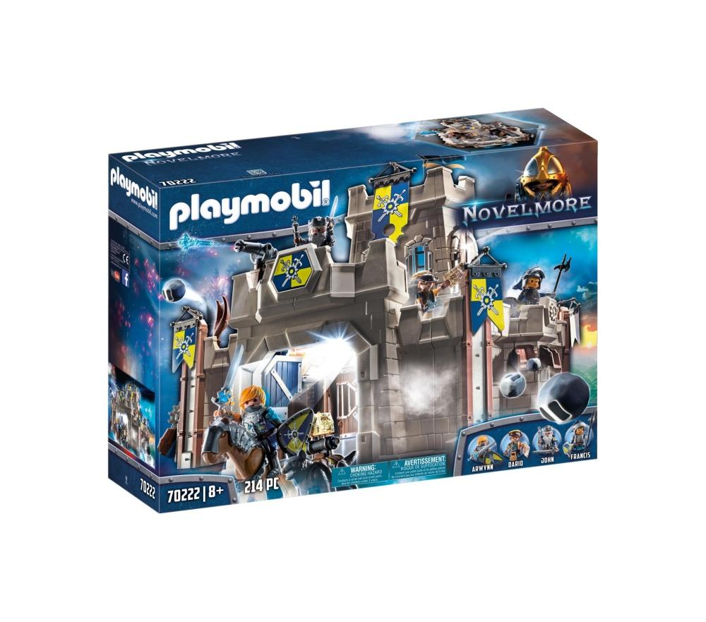 Fortareata cavalerilor playmobil novelmore