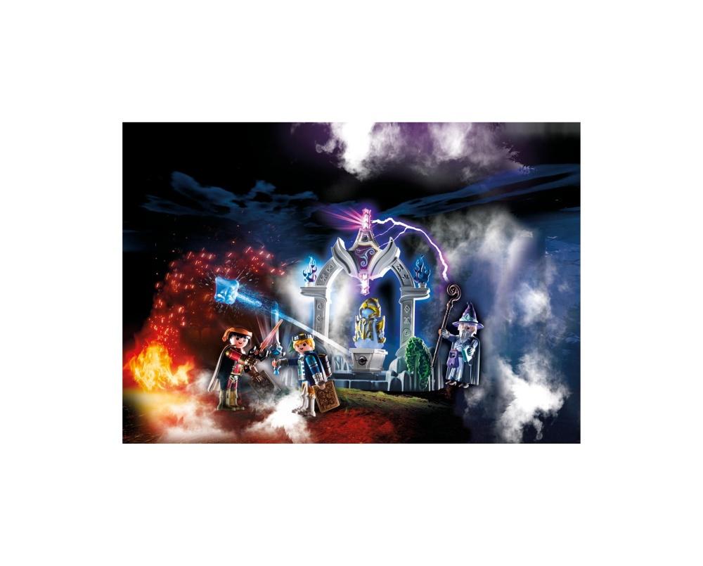 Templul timpului playmobil novelmore - 2