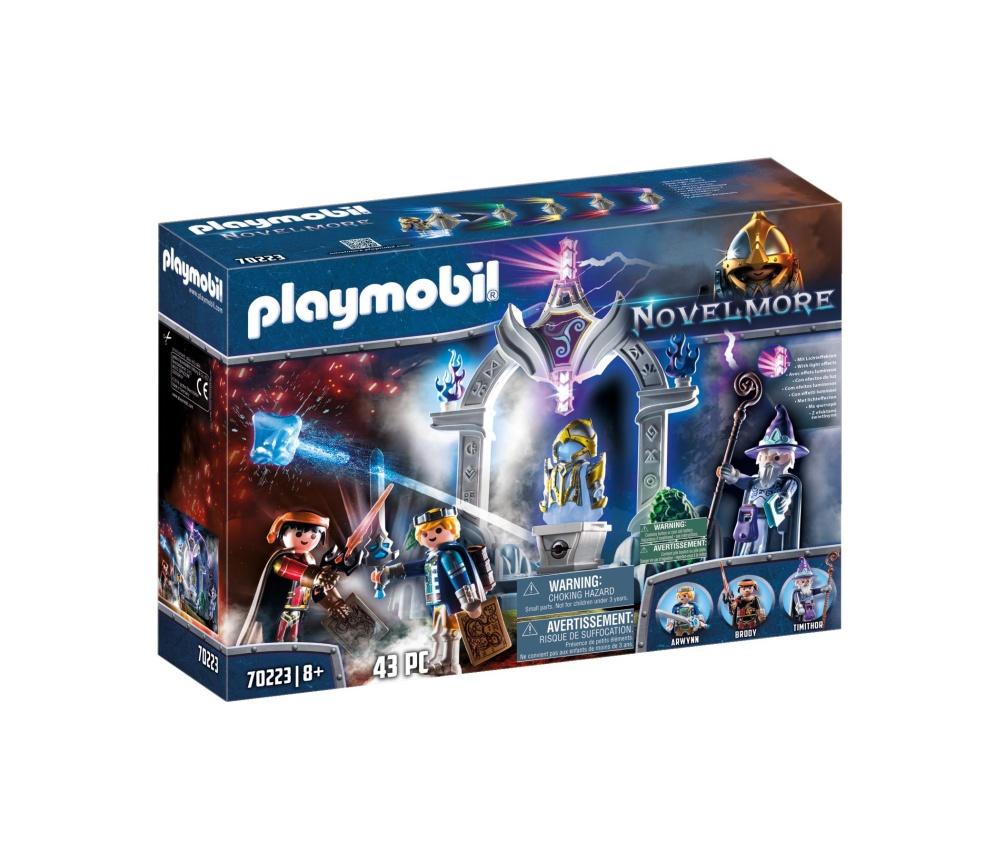Templul timpului playmobil novelmore