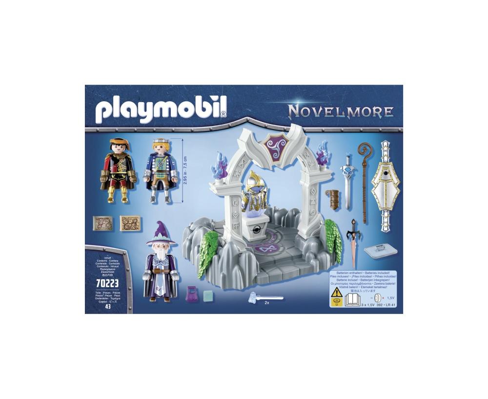Templul timpului playmobil novelmore - 1