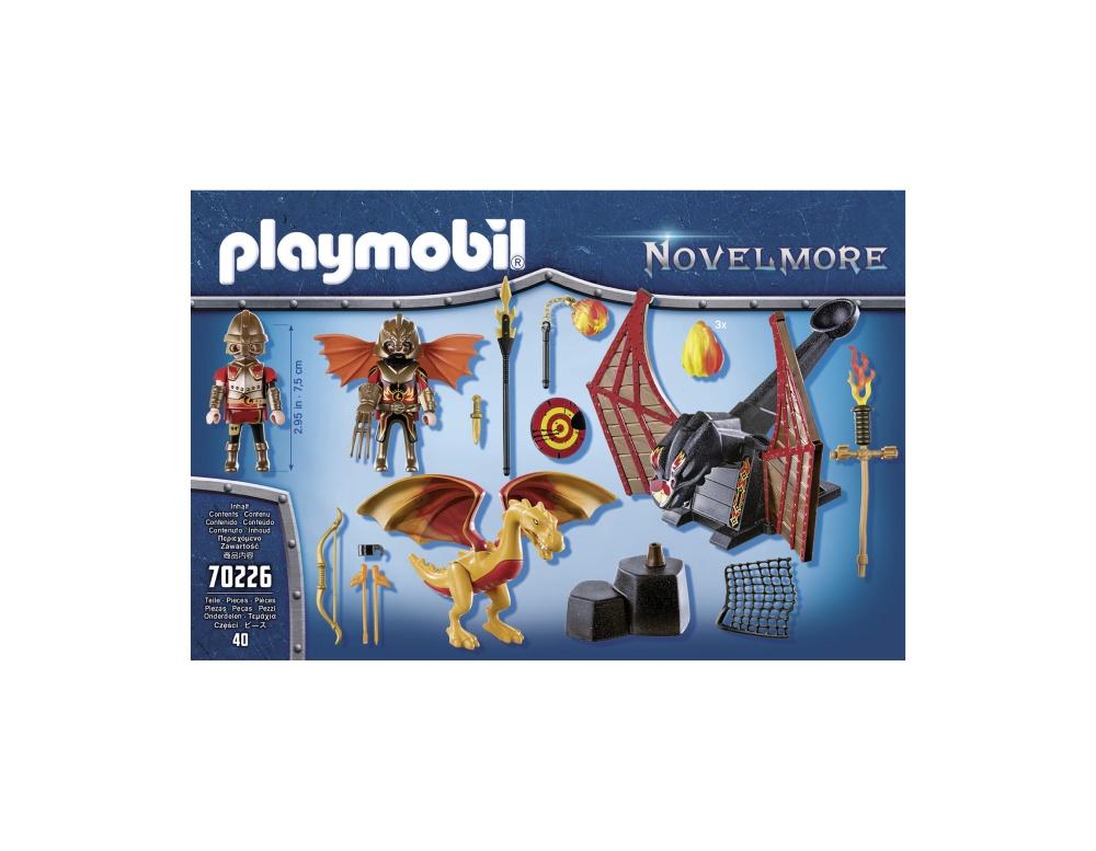 Banditi si dragoni playmobil novelmore - 1