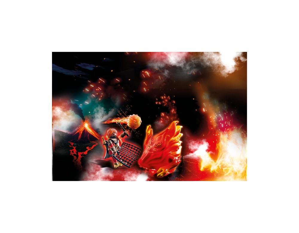 Bandit si spiritul focului playmobil novelmore - 2