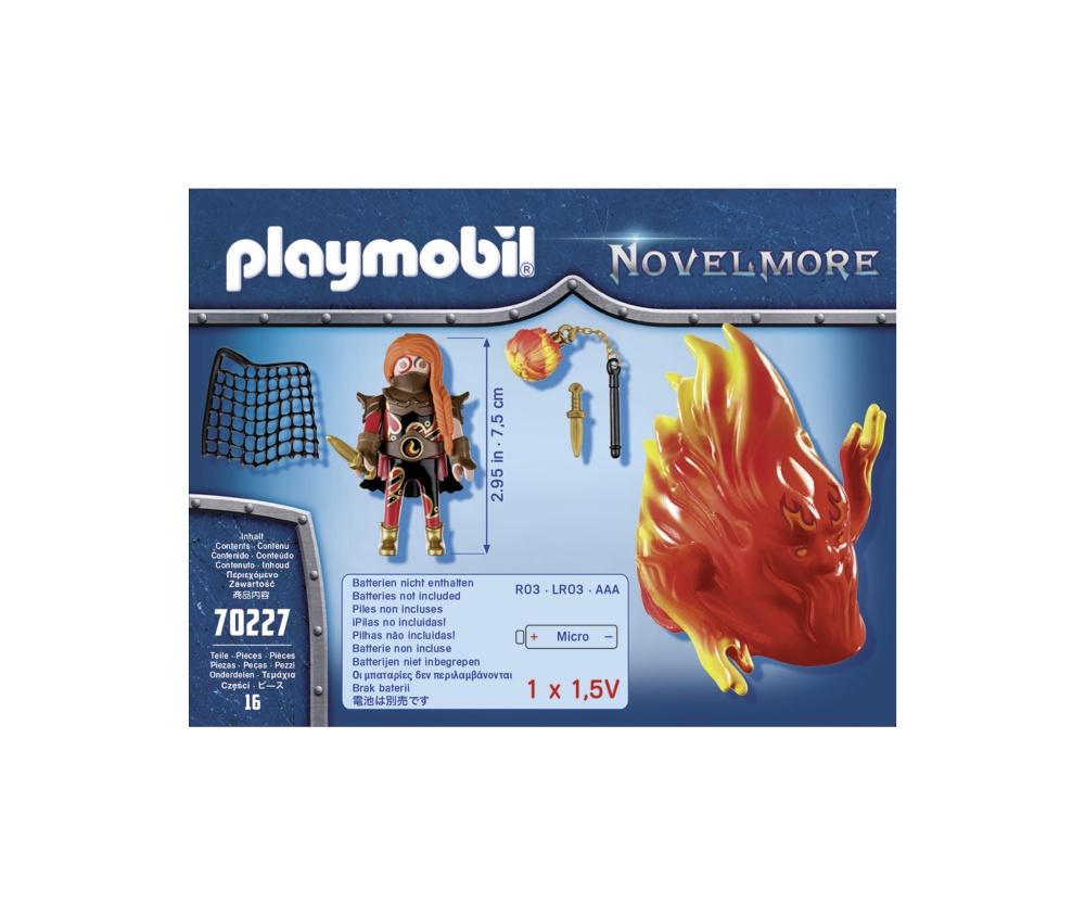 Bandit si spiritul focului playmobil novelmore - 1