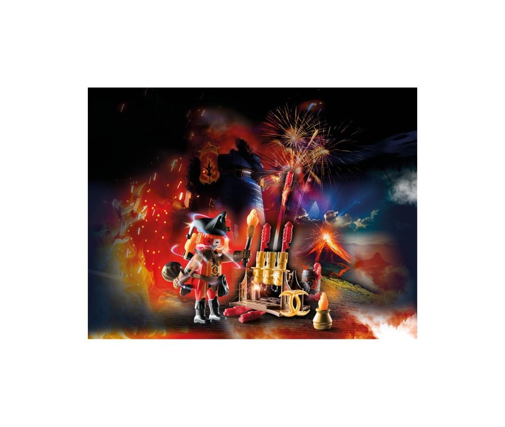 Maestrul focului playmobil novelmore - 2