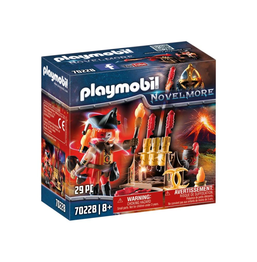 Maestrul focului playmobil novelmore
