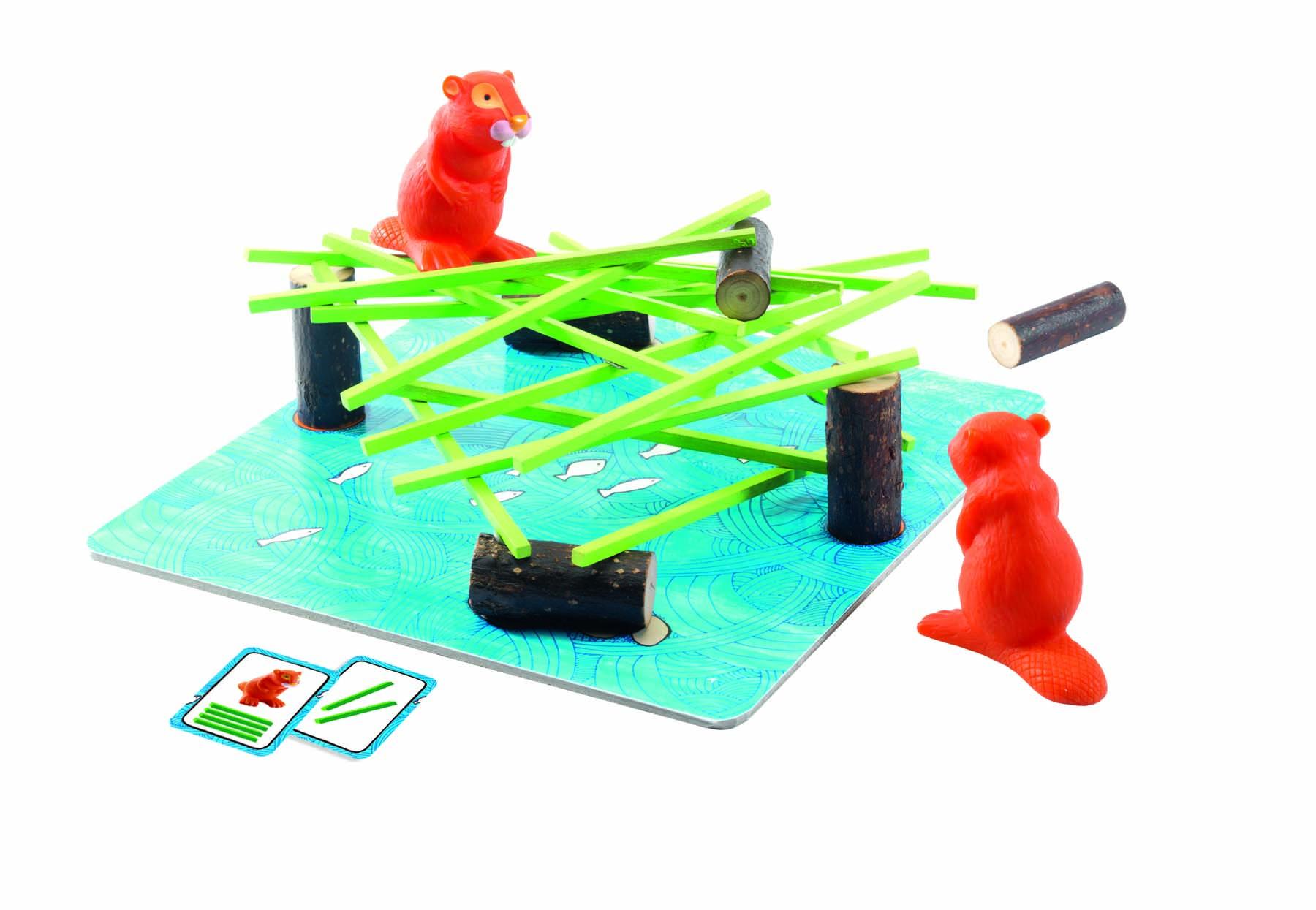 Jocul castorilor priceputi tombalo djeco - 1