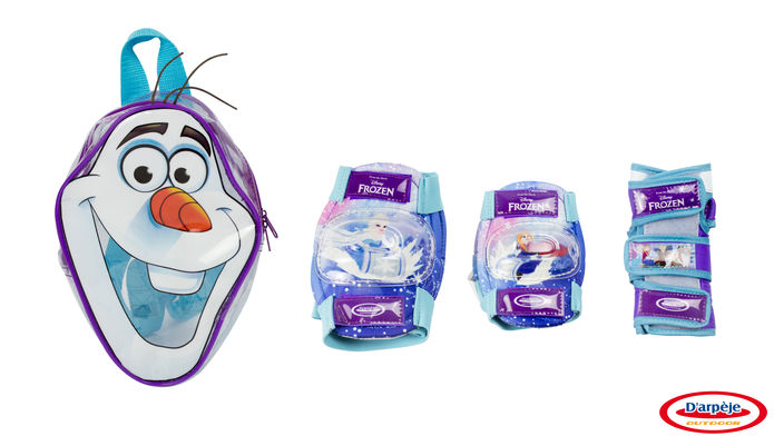 Set protectie in rucsac frozen imagine
