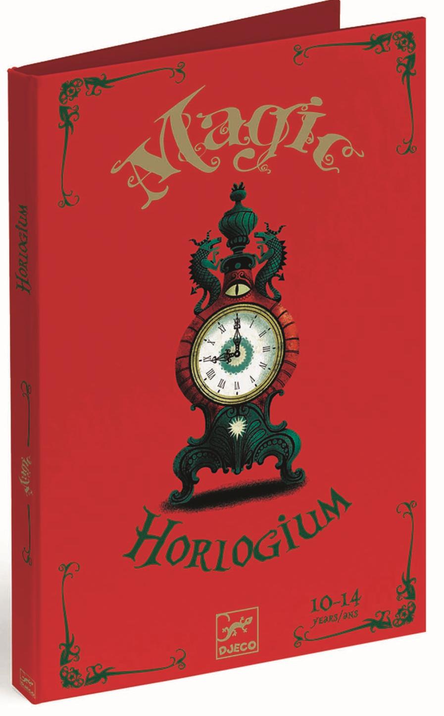 Joc de magie horologium djeco