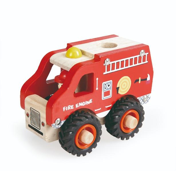 Masina de pompieri egmont toys imagine