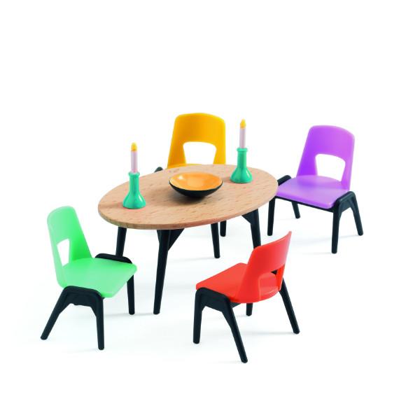 Jucarie de rol mobila de dining djeco imagine